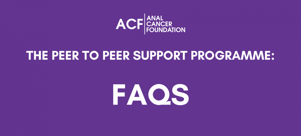 Our Peer to Peer Support Programme: Your FAQs!