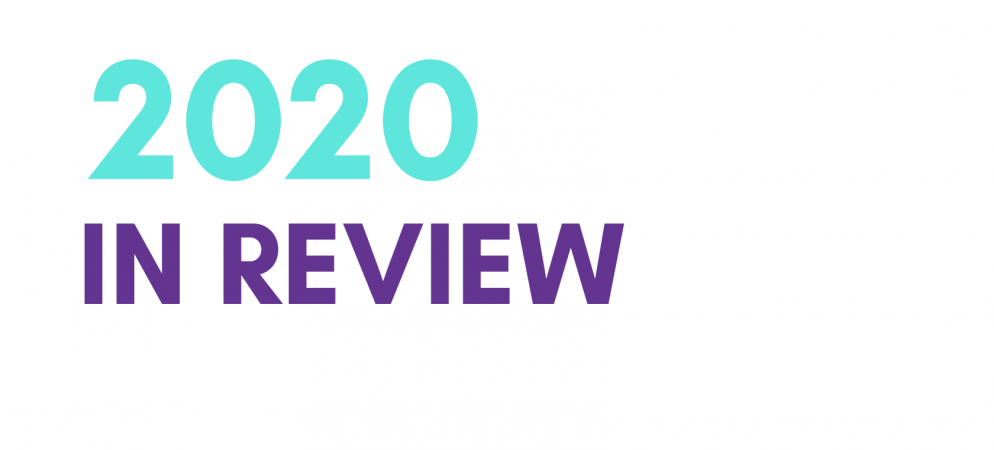 2020 in Review: Remaining Thankful in a Challenging Year